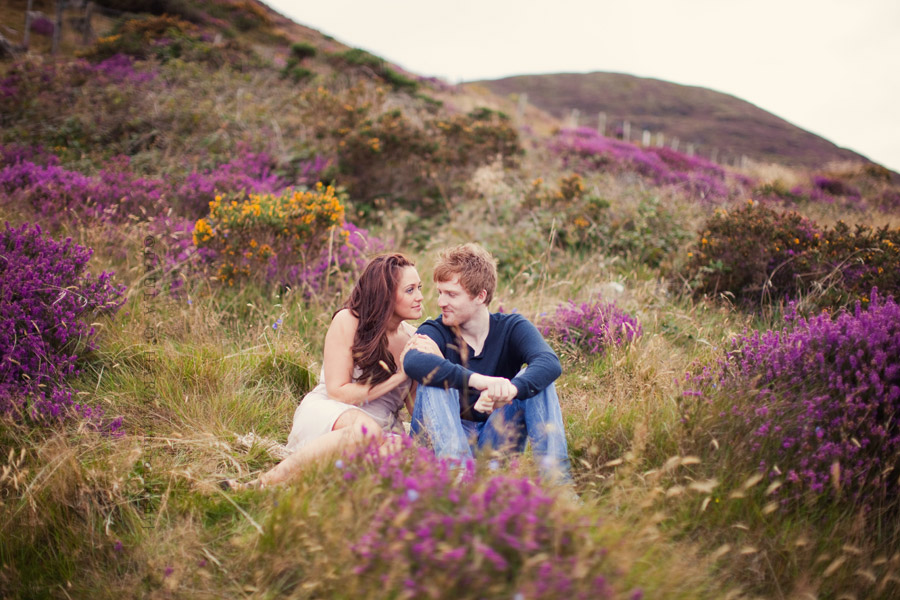 Love on the mountainside