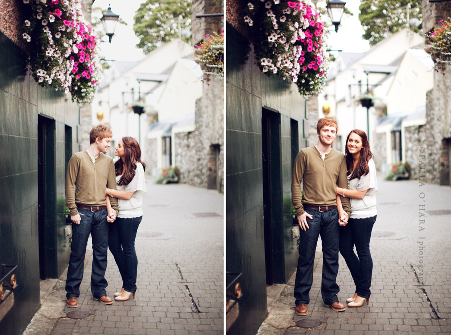 Conor and Alise