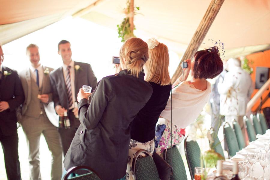 Victoria & Robin - Rustic Tippee Wedding