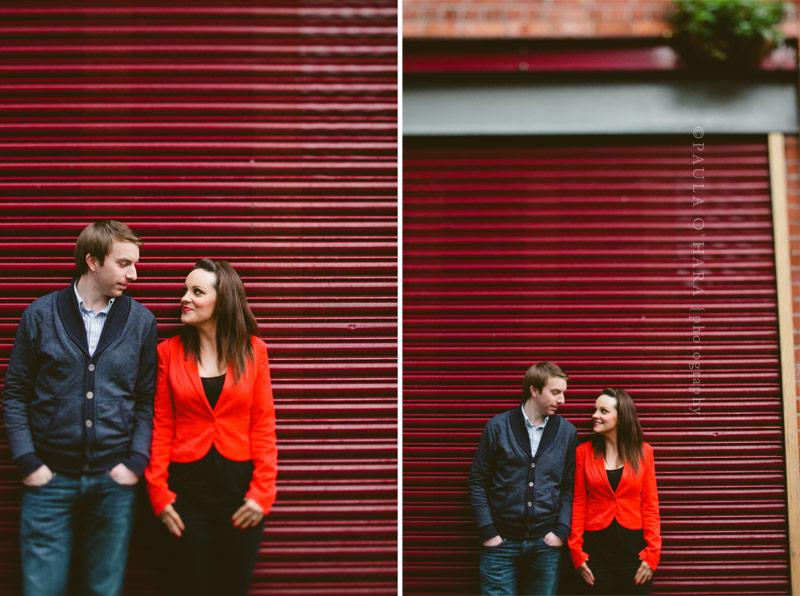 Ciaran & Clare ~ engagement