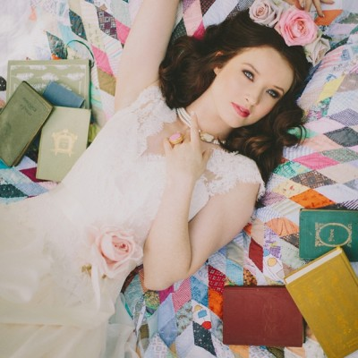Into the woods - Wedding Journal Magazine editorial