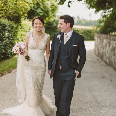 Kevin & Catherine - Countryside wedding