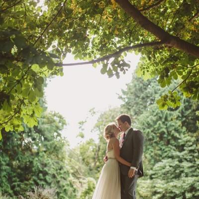 Gareth & Debbie - Clandeboye Estate Wedding