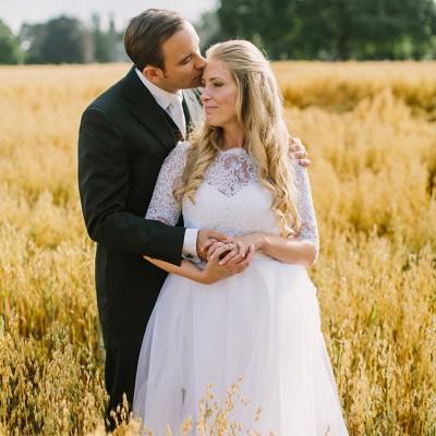 Andrew & Rebecca ~ Luttrellstown Castle Wedding