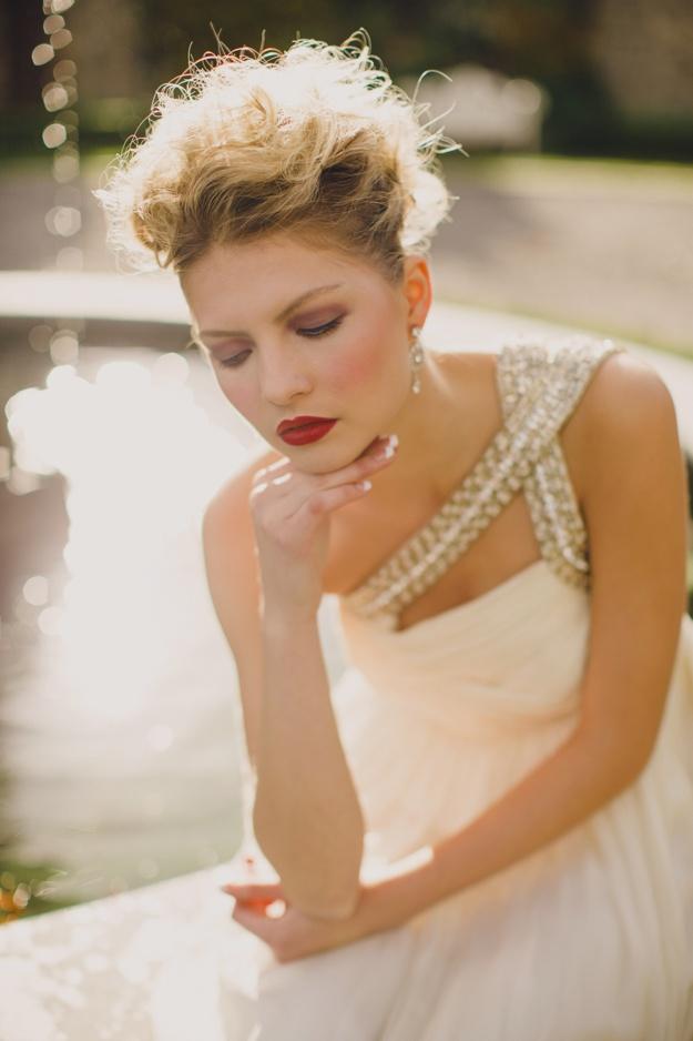 fine art wedding style