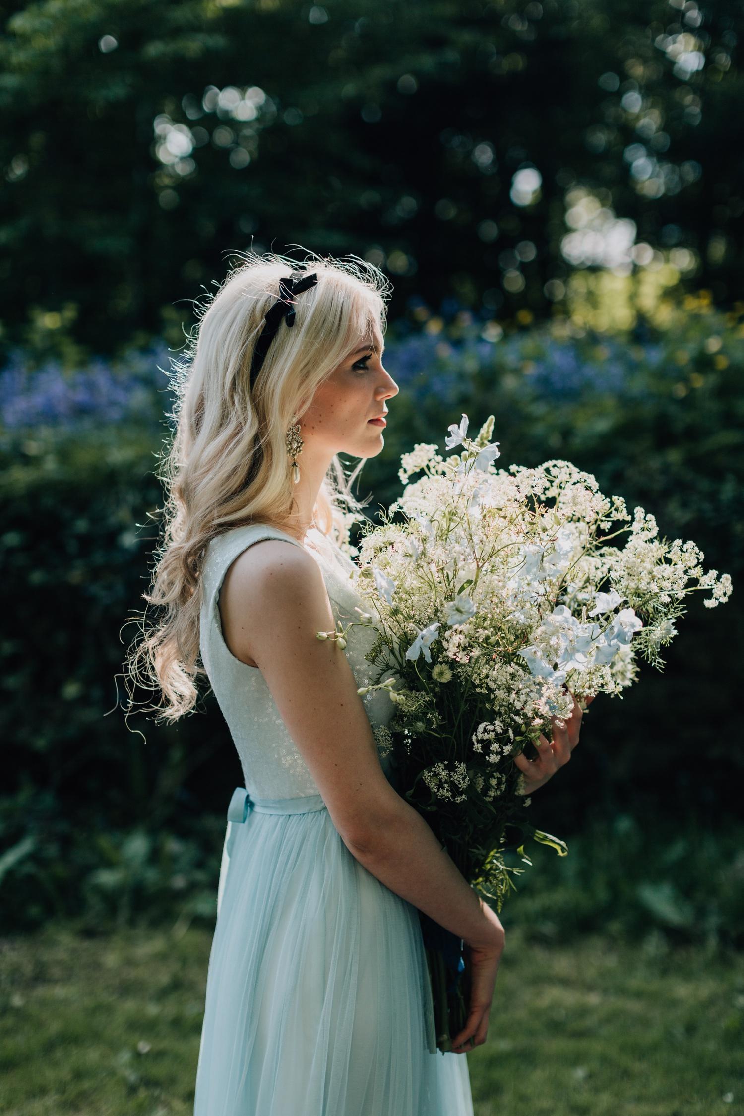A L I C E ~ Wedding Journal Magazine editorial