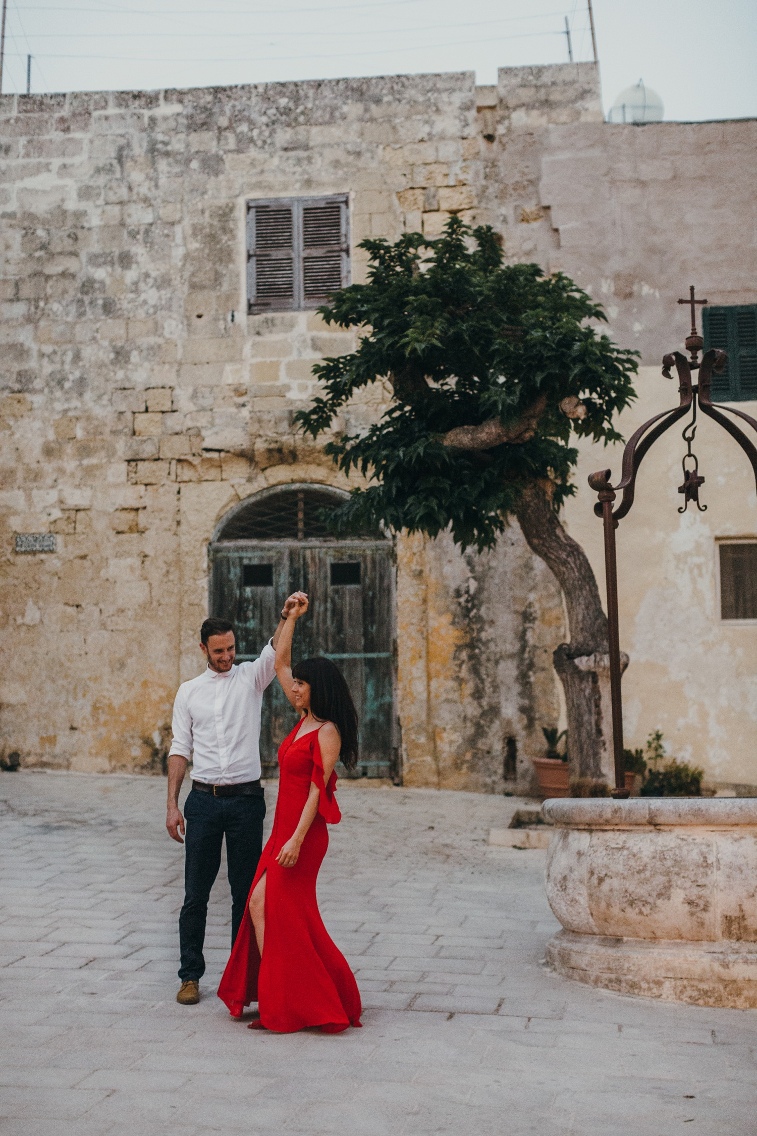 Bobby & Rich - engagement session - Malta