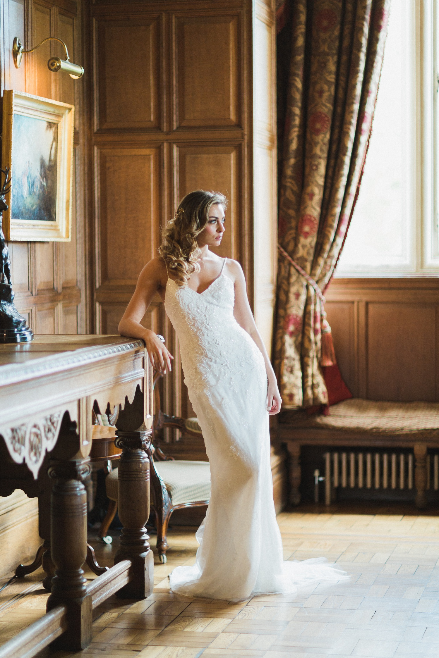 Confetti Magazine ~ Lough Rynn Castle