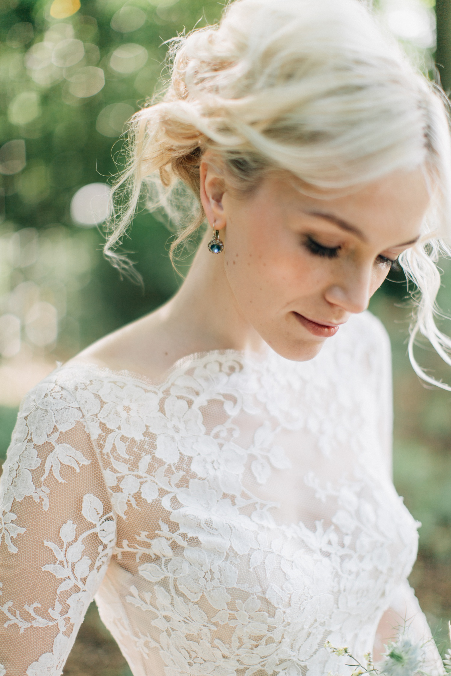 A L I C E ~ Wedding Journal Magazine editorial