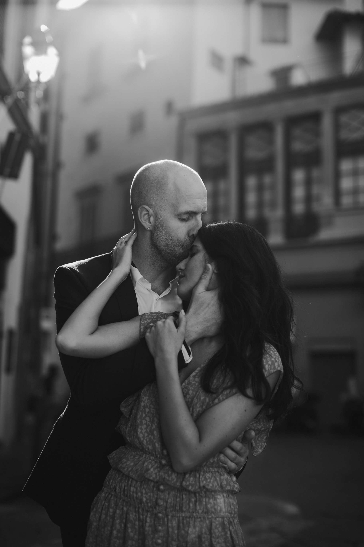 florence couple, engagement