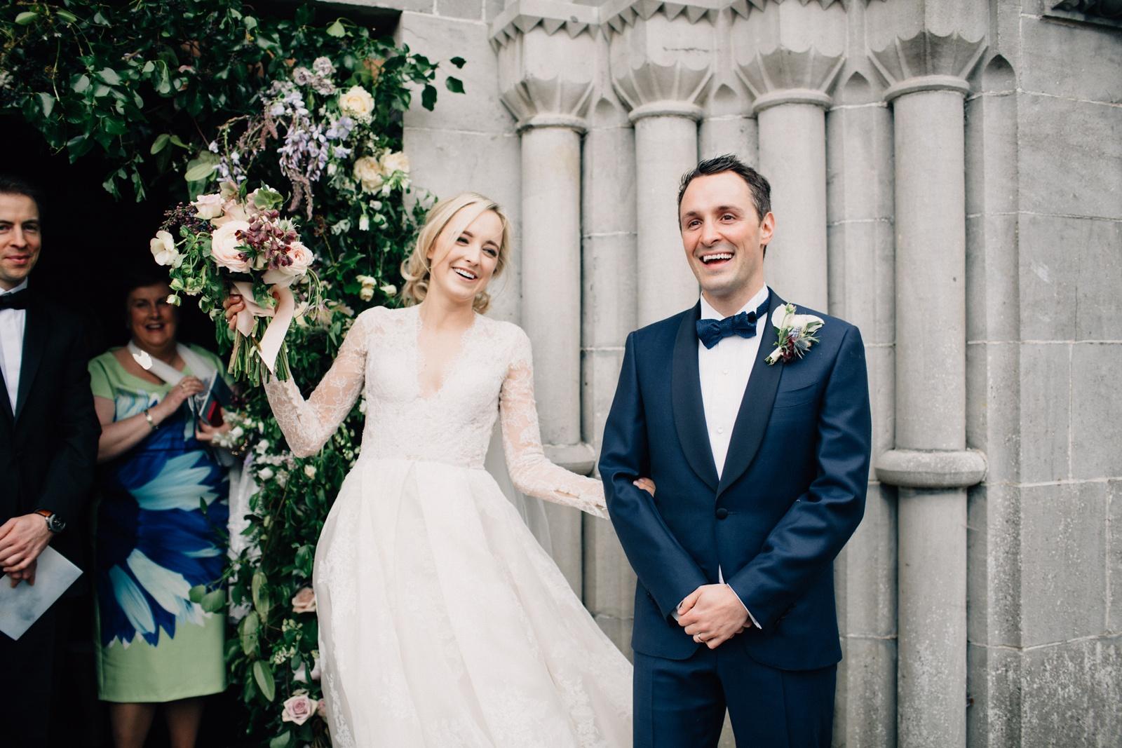 Simone & Darren's Doonbeg Wedding