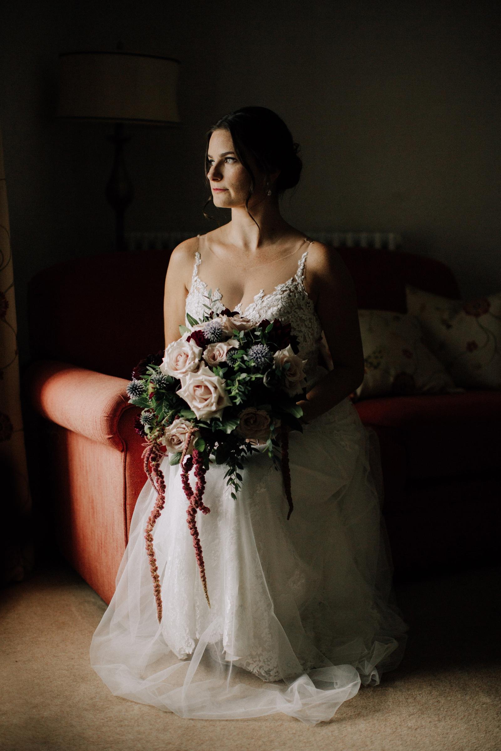 Natalie & Justin - Dunluce Castle elopement
